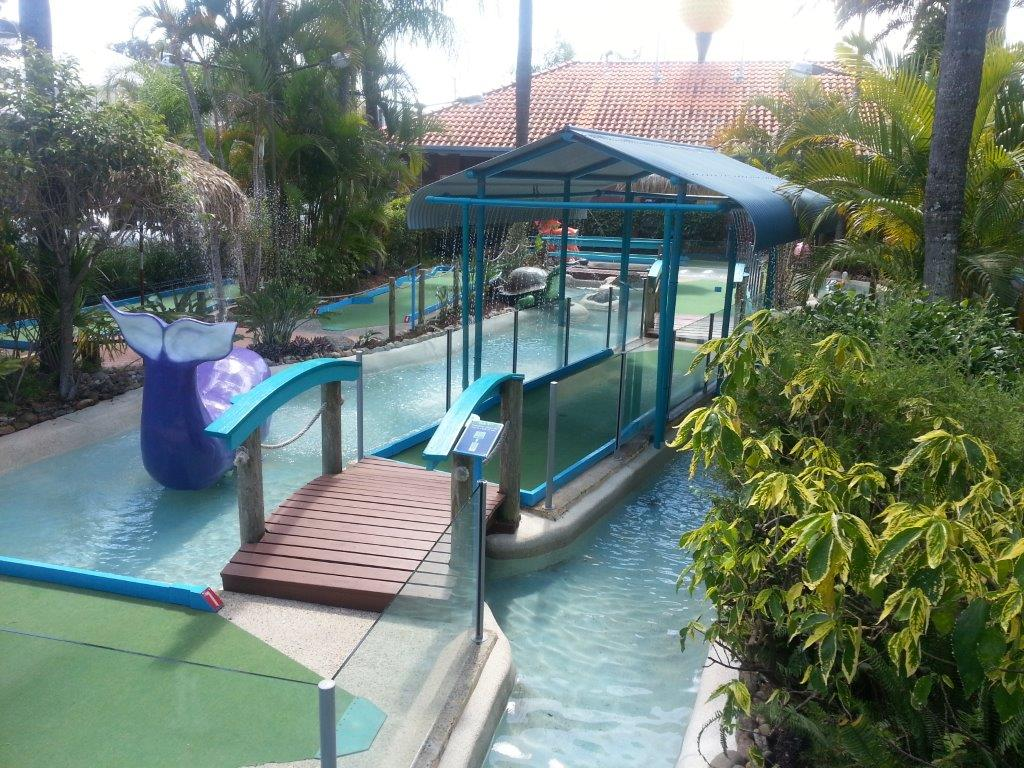 Putt Putt Gold Mermaid Beach